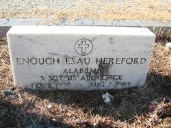 Enouch Esau Hereford