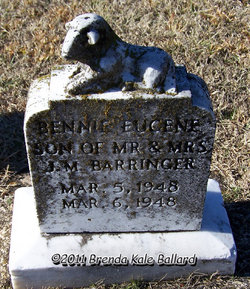 Bennie Eugene Barringer