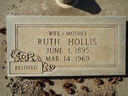 Ruth <i>Schooler</i> Hammons Hollis