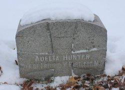 Adelia <i>Hunter</i> Bartlett