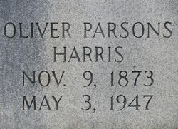 Oliver Parsons Harris
