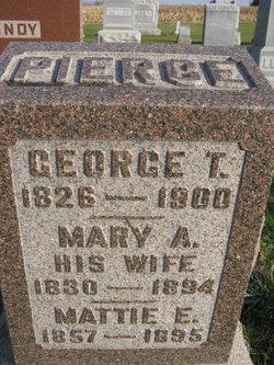 George T Pierce