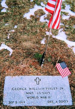 George William Pixley, Jr