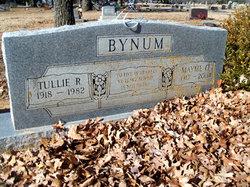 Tullie Ray Bynum