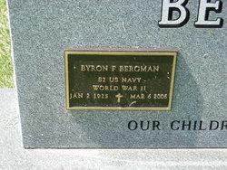 Byron F. Bergman