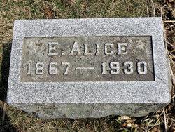 Emma Alice <i>McClish</i> Iobe