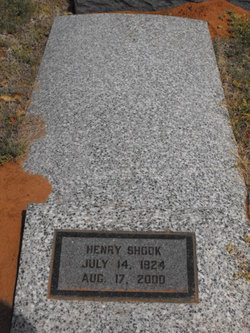 Henry Alfred Shook