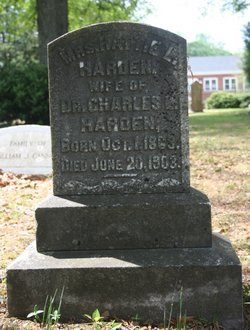 Hattie L. <i>Moore</i> Harden