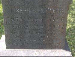 Joseph B Flowers