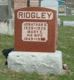 Mary Elizabeth <i>Thomas</i> Ridgley