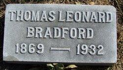 Thomas Leonard Bradford