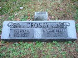 Maggie <i>Reese</i> Crosby