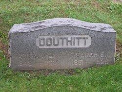 Sarah E. <i>Snyder</i> Douthitt
