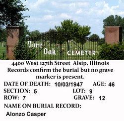 Alonzo Casper