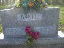 Freda B <i>Mitchell</i> Baker