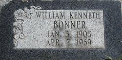 William Kenneth Bonner