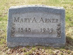 Mary Ann <i>Bartholomew</i> Arner