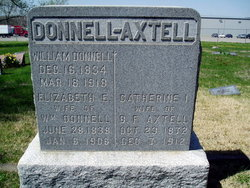 Catherine <i>Donnell</i> Axtell