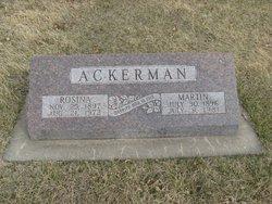 Martin Ackerman