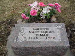 Mary Louise Timar