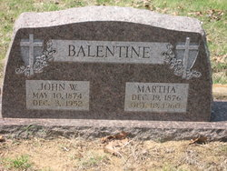 John Wesley Balentine
