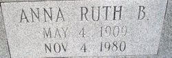 Anna Ruth <i>Bacon</i> Anderson
