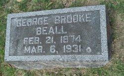 George Brooke Beall