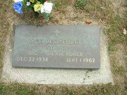Jack Leslie Barr