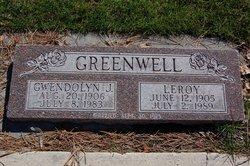 Gwendolyn <i>Johnson</i> Greenwell