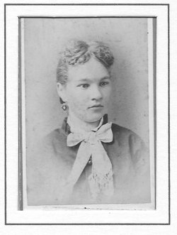 Caroline Wilhelmine <i>Paeglow</i> Borchardt