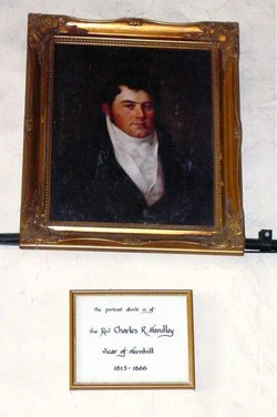 Rev Charles Richard Handley