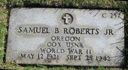 Samuel Booker Roberts, Jr