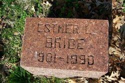 Esther L. Bride