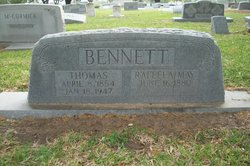 Rafeela May <i>Royer</i> Bennett