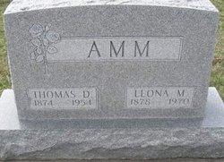 Leona M. Amm