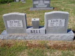 Rue <i>Boyd</i> Bell