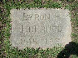 Byron Horatio Hulbard