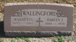 Harvey Theodore Wallingford