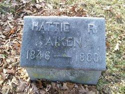 Hattie P Aiken