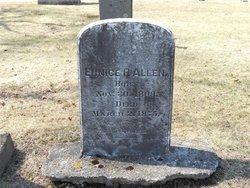 Eunice E Allen