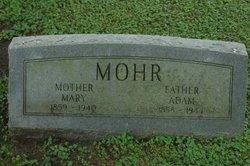 Mary Olivette <i>Schmidt</i> Mohr