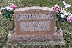 Doris Susan <i>McMillen</i> Fairchild