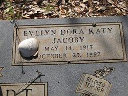 Evelyn Dora Katy <i>Jacoby</i> Geistweidt