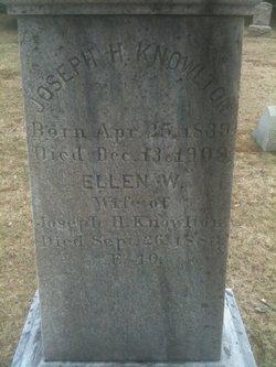 Ellen Whitman <i>Lowell</i> Knowlton