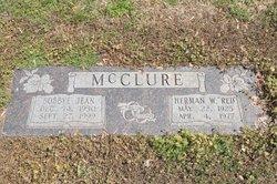 Herman Wesley Red McClure