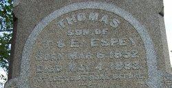 Thomas Espey