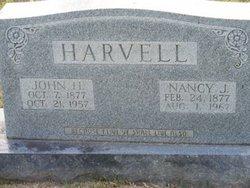 Nancy J. <i>Kinsey</i> Harvell