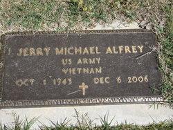 Jerry Michael Alfrey