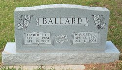 Harold C. Ballard