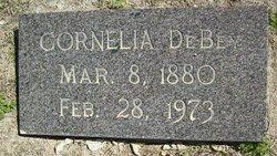 Cornelia DeBey